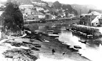 Old image of Looe